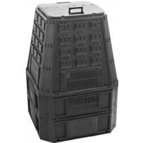 Компостер Prosperplast EVOGREEN 850C Чёрный